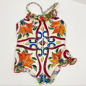 Dolce & Gabbana • One Piece Swimsuit